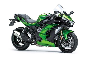 Kawasaki - NINJA H2 SX SE