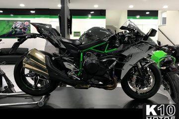 Kawasaki - Kawasaki Ninja H2