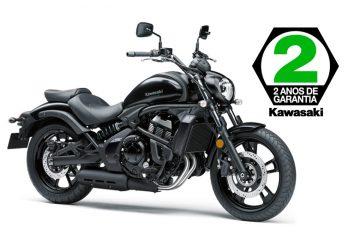 Kawasaki - Vulcan S