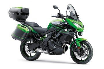 Kawasaki - Versys 650 Tourer