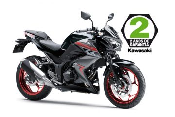 Kawasaki - Z300 ABS