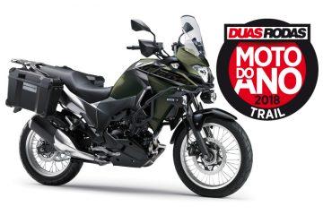 Kawasaki - VERSYS-X 300 TOURER ABS
