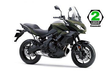 Kawasaki - Versys 650 2020