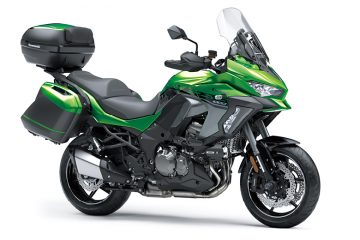 Kawasaki - VERSYS 1000 GRAND TOURER