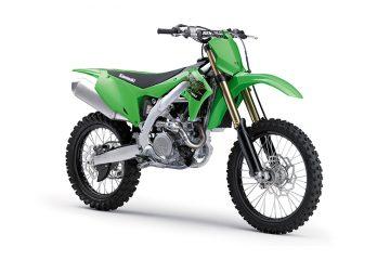 Kawasaki - KX 450