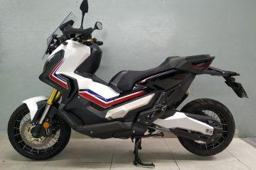 Kawasaki - Honda X-ADV 750